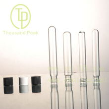 TP-1-23 20ml Round bottom tube bottles with plastic caps