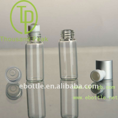 TP-3-20-1 4ml Roll On Bottles with plastic cover