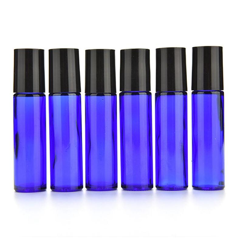 10ml Blue Glass Roll On Bottles perfume,essential oils,Skin care