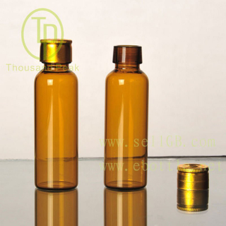 TP-4--09 15ml brown C oral liquid bottle