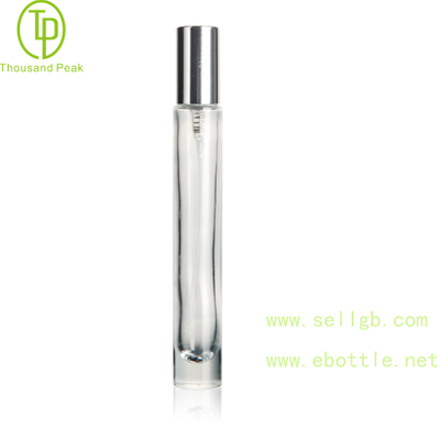 TP-3-12 10ml Round Shape Thick Bottom Glass Perfume Bottle