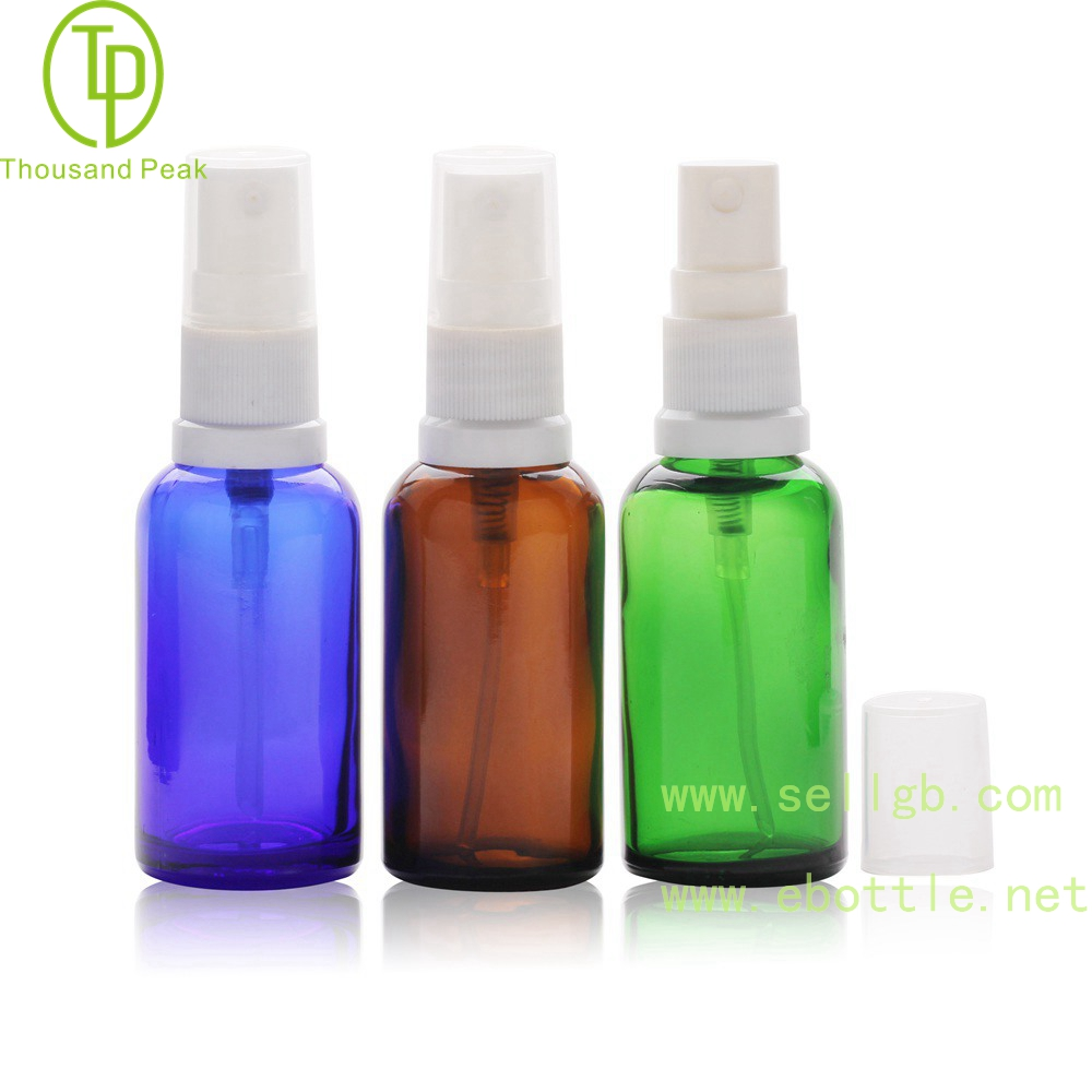 TP-2-29 Empty 10ml 20ml 30ml CBD Oil Spray Pump bottle